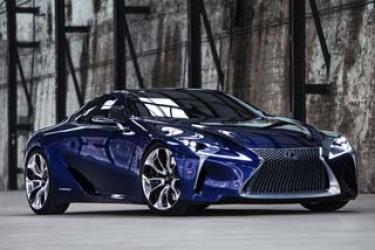 Lexus LF-LC