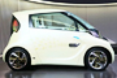 Toyota's FT-EV II gives glimpse at electric future