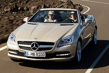 Pricing revealed: Benz SLK and C Coupe