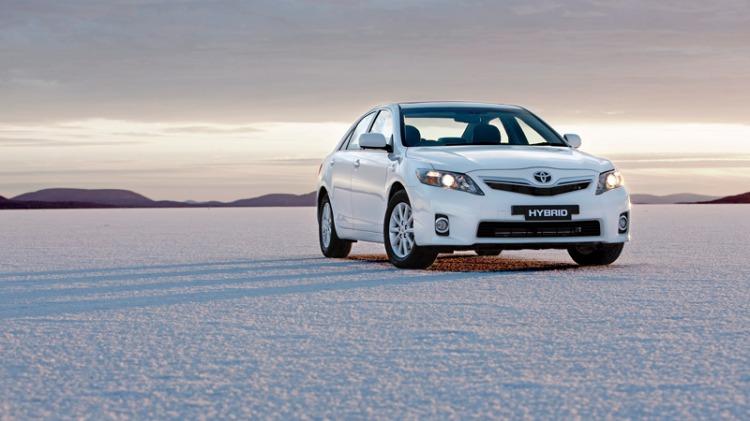 2010 Toyota Hybrid Camry Luxury