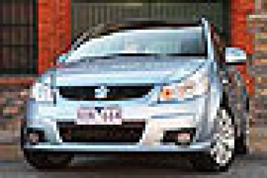 Suzuki looks to lift slow-selling SX4