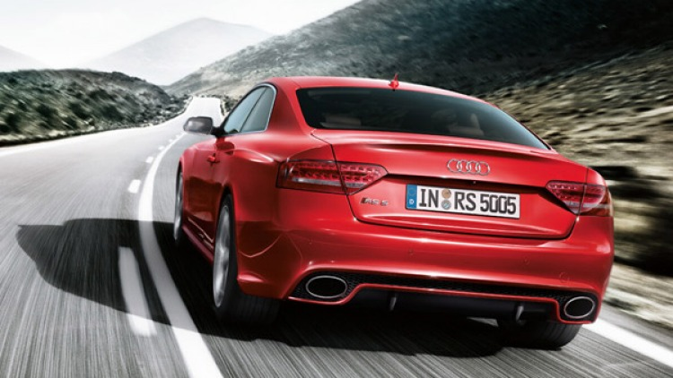 Leaked Audi RS5