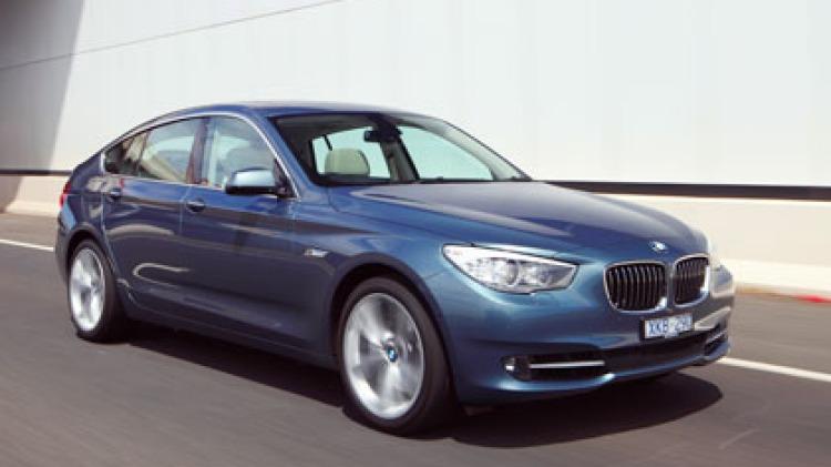 BMW 5-Series Gran Turismo.