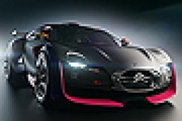 Citroen's coupe stunner
