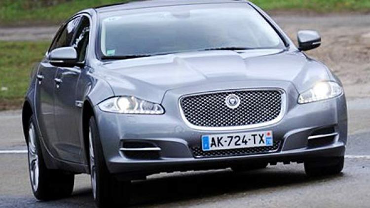 2010 Jaguar XJ