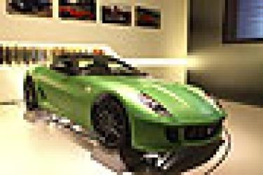Ferrari's hybrid supercar