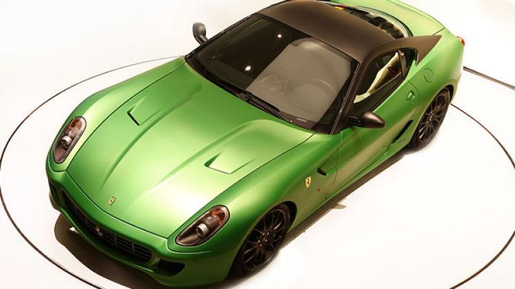 Ferrari 599 KERS HY