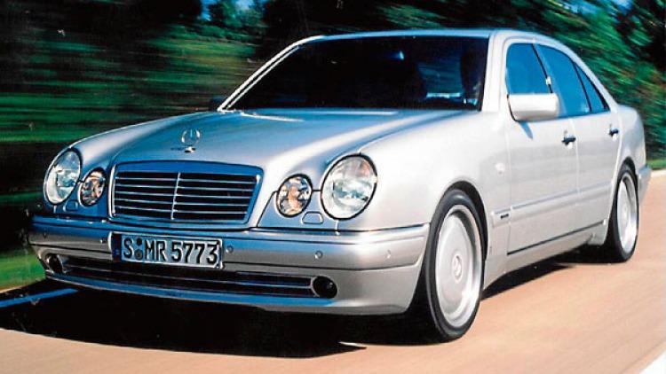 1988 Mercedes-Benz AMG e55