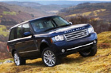 40th gift for Range Rover