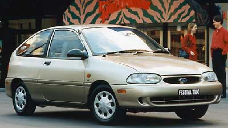 Used car review: Ford Festiva 1998-2000