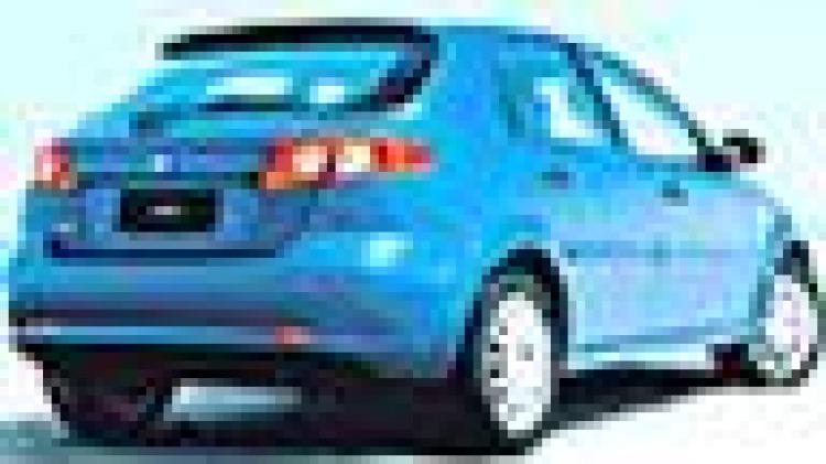 Holden Viva Hatchback