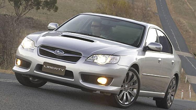 Subaru Liberty GT