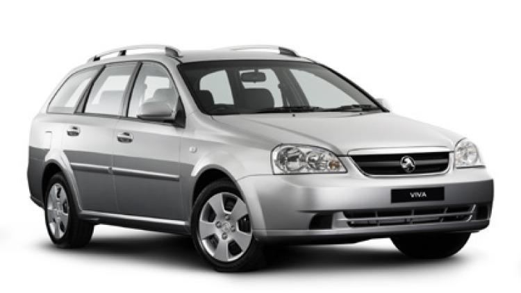 Holden Viva wagon