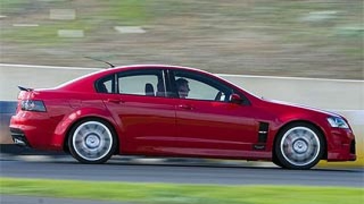 HSV W427 -  first drive of Australia's most powerful car yet