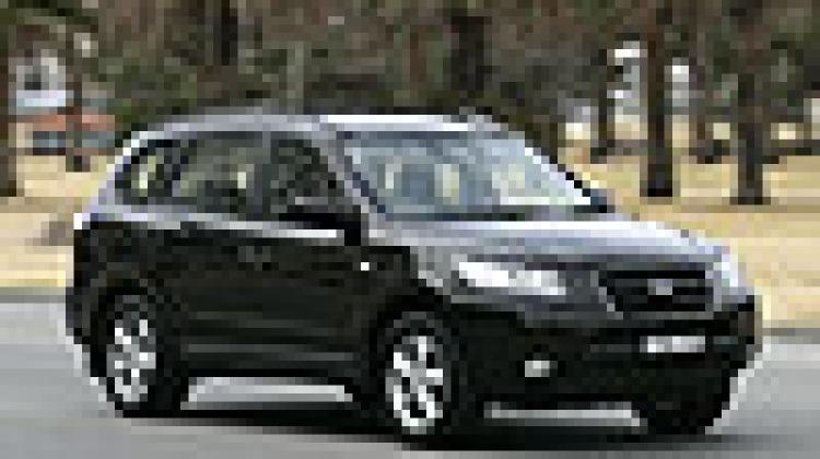 Hyundai Santa Fe SLX CRDi