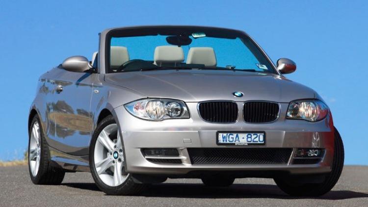 2008 BMW 125i Convertible