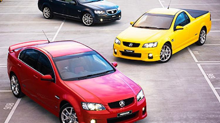 Holden-Redline