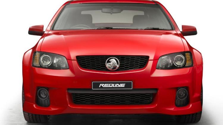 Holden Redline SSV.