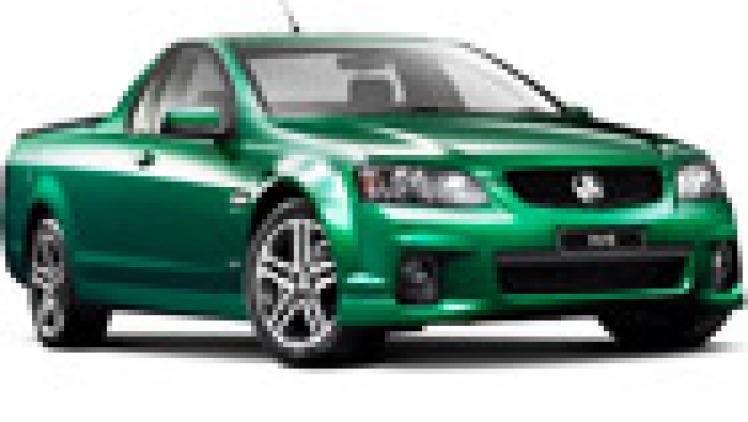 Holden Ute: more dollars but more power