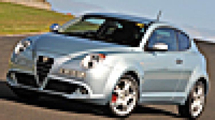 Model watch: Alfa Romeo MiTo