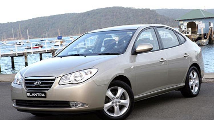Under $30,000: Citroen C4 v Holden Astra v Hyundai Elantra Elite v Mitsubishi 380