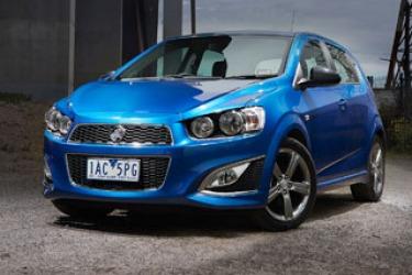 Holden Barina RS