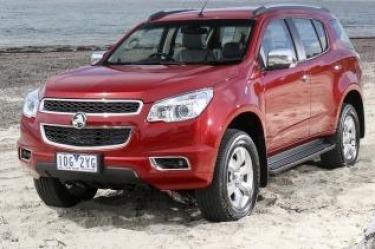 Holden Colorado 7 new car review