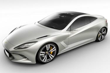 Lotus elite prototype