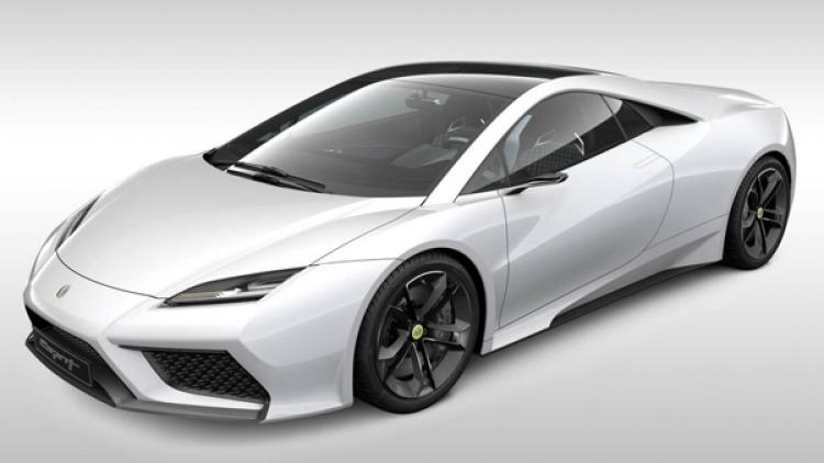 Lotus Esprit.