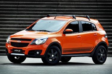 Holden's mini-SUV
