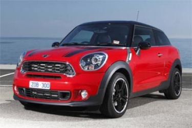 New car review: Mini Cooper S Paceman