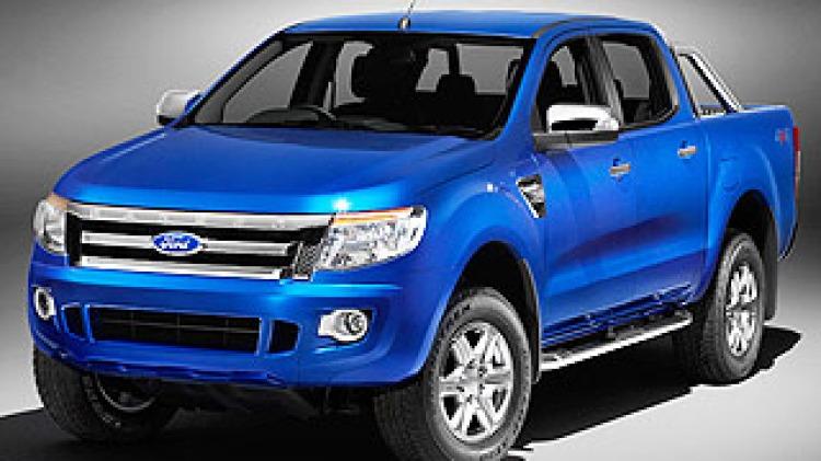 Ford's million-dollar ute