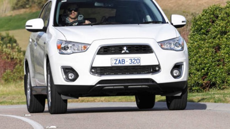 Mitsubishi ASX Aspire diesel