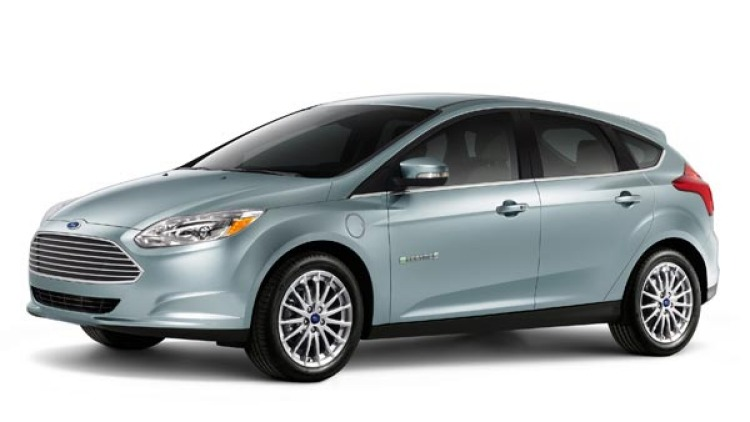 Ford's new electric Focus