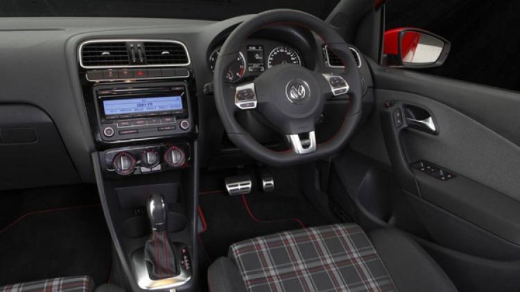 Volkswagen Polo GTI.
