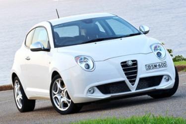 2010 Alfa Romeo MiTo TCT Sport