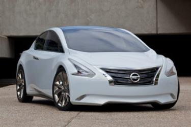 Nissan Ellure concept