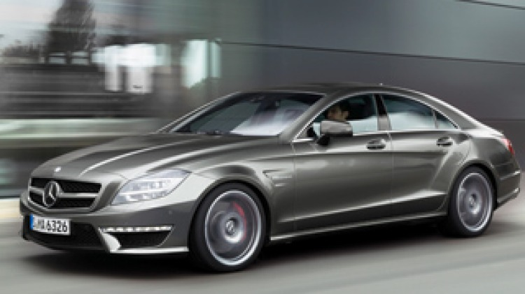 Mercedes-Benz aims at Porsche with CLS63 AMG