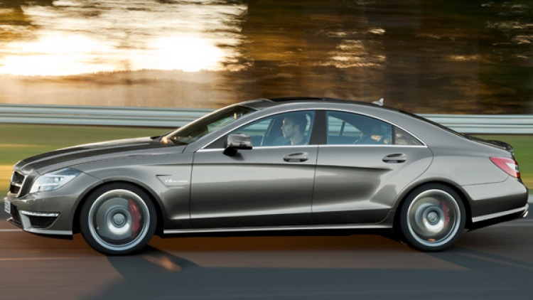 Now driven by a 5.5-litre Bi-turbo V8, the CLS63 AMG will be offered in Australia from around August.