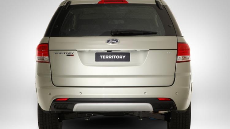 Ford Territory TS.