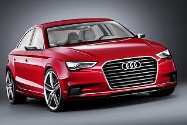 Leaked: Audi's new A3 sedan