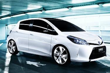 Toyota reveals new Yaris city car