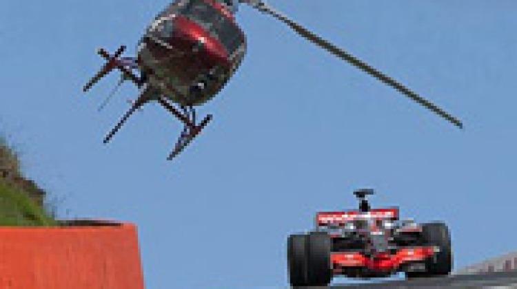 V8s versus Formula One