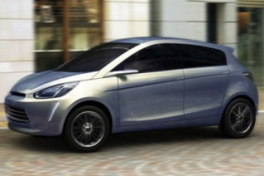Mitsubishi's new city car