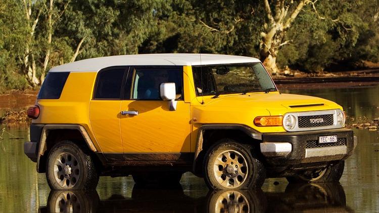 Can Toyota's retro-styled FJ Cruiser live up to its1960s-era predecessors the FJ40 and FJ45.
