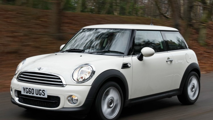 A UK study has found that the car most commonly driven by barbers and hairstylists is actually a Mini hatchback.