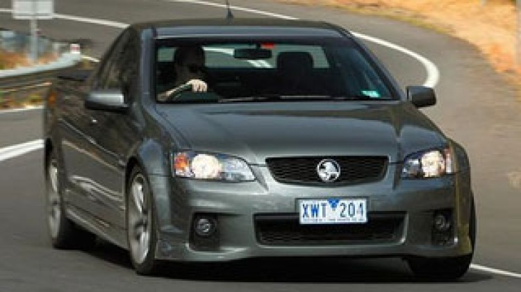 Holden ute could capitalise on struggling US