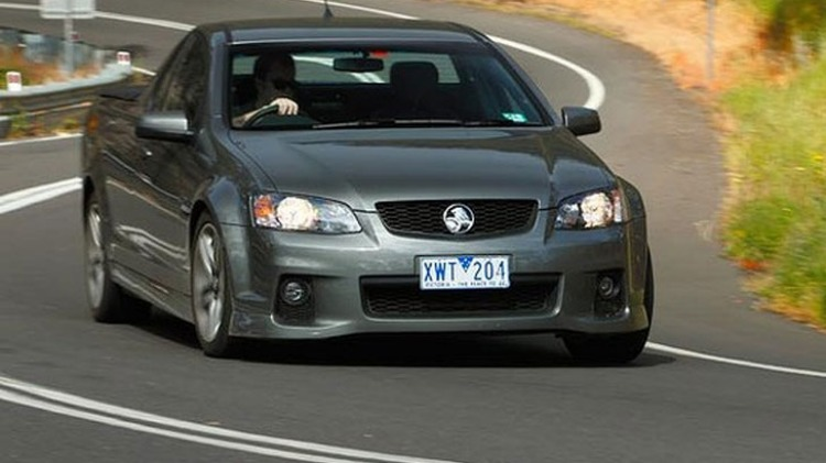 Holden's Commodore-based utes could be headed for the US.