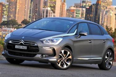 Citroen DS5 new car review