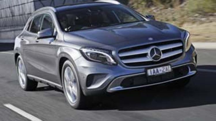 Mercedes-Benz GLA200 CDI new car review
